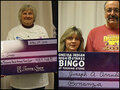 IMAGE Combined photos of recent Turning Stone Resort Casino Bingo winners