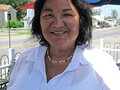IMAGE Caregivers Group member Cricket Williams (Turtle Clan).