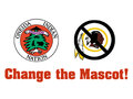 IMAGE Change the Mascot, a national campaign to end the use of the word R*dskins, launched by the Oneida Indian Nation.