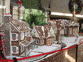 IMAGE Turning Stone's Annual Gingerbread House Display