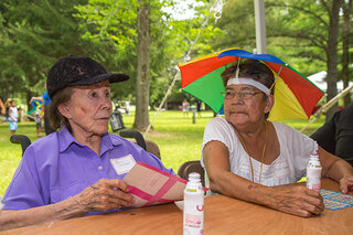 IMAGE 2015 Oneida Nation Member Picnic at Peaceful Pines