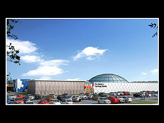 IMAGE Rendering of Expansion Mall at Turning Stone