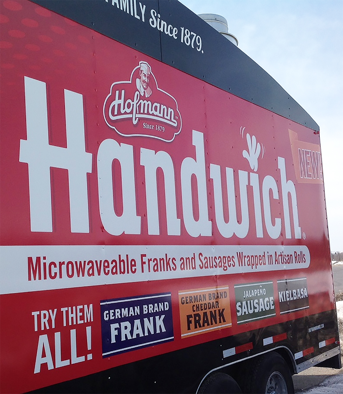 IMAGE Hofmann Launches Handwich® at SāvOn