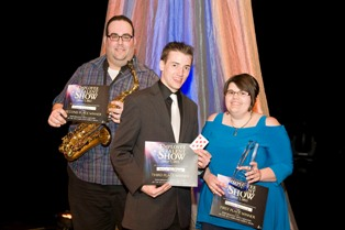 IMAGE 2013 Employee Talent Show winners